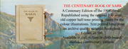 Click the picture to apply for a free DVD and more information on the - Centenary Book of Sark